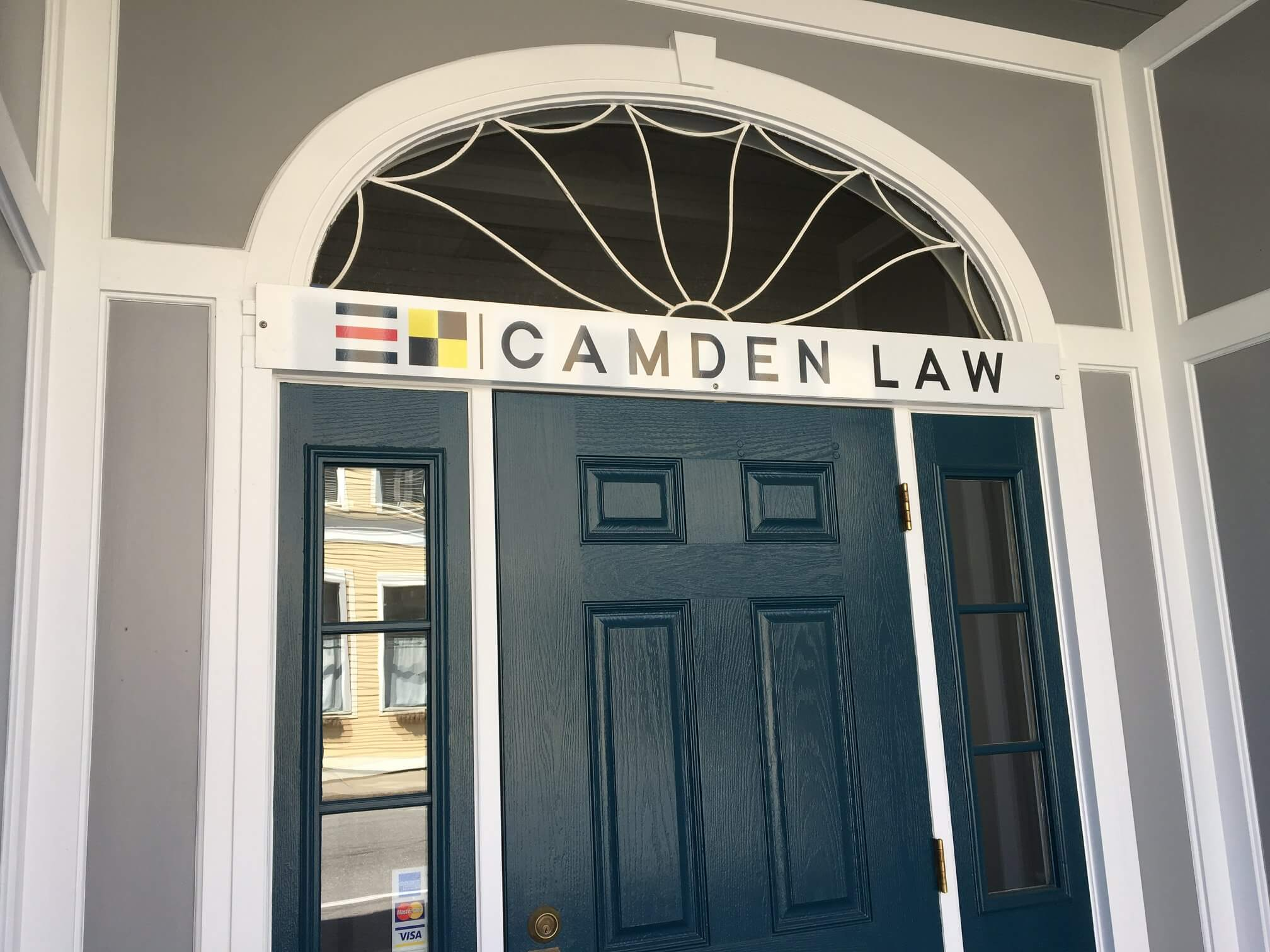 Introducing<br>Camden Law LLP